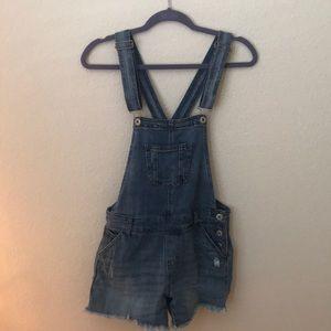 Vanilla Star Jeans - Jean shirt overalls